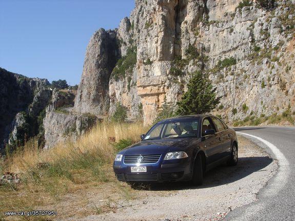 Volkswagen Passat '01