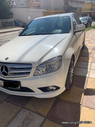 Mercedes-Benz C 180 '08 Amg packet