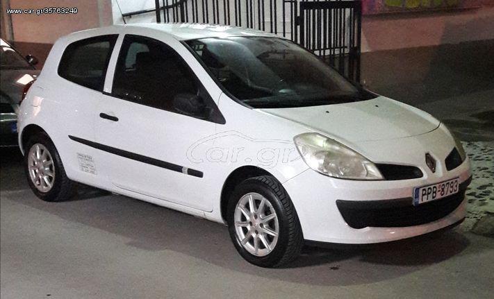 Renault Clio '07 VAN DIESEL