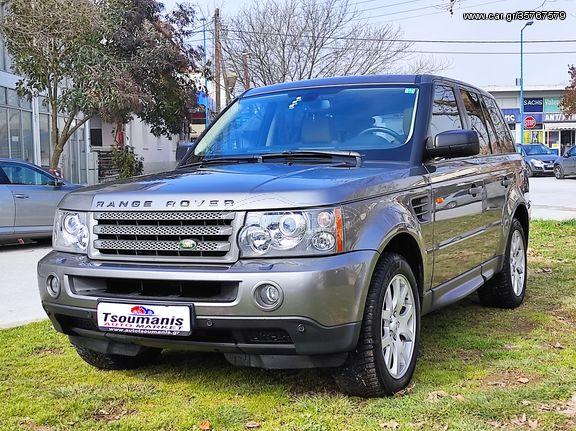 Land Rover Range Rover Sport '09 *ΑΕΡΑΝΑΡΤΗΣΗ*ΟΡΟΦΗ*ΔΕΡΜΑ*