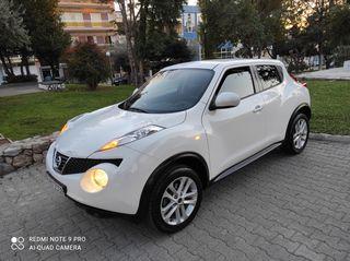 Nissan Juke '11 Navi δέρμα 200 hp full extra