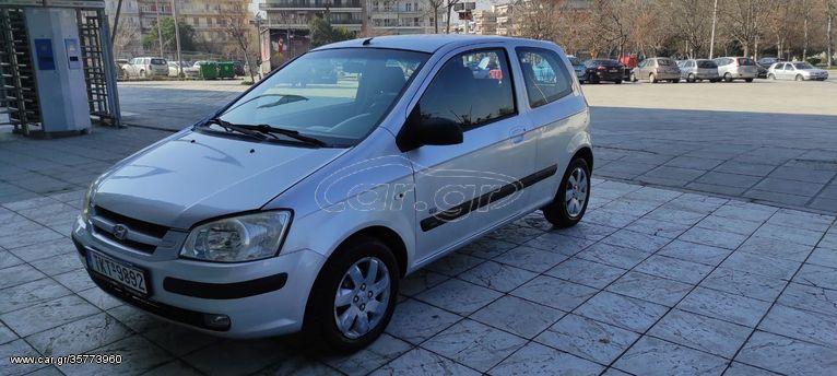 Hyundai Getz '04 1.5 CRDI *DIESEL* A/C*FLAIR