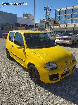 Fiat Seicento '01 sporting