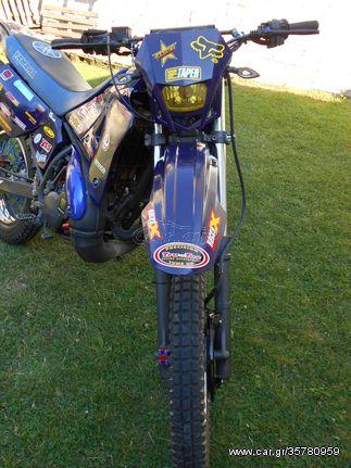 Yamaha DT 125 R '01