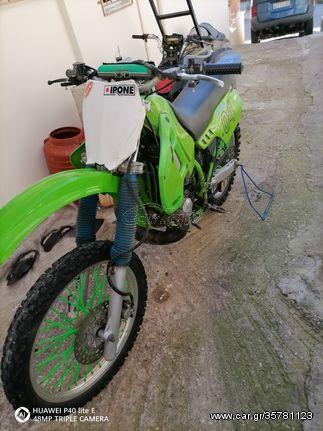 Kawasaki KDX 200 '96