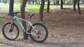 "Ποδήλατο mountain '21 Mtb mountain bisan 26"" 24gear"
