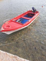 Σκάφος βάρκα/λεμβολόγιο '97 ΒΑΡΚΑ 4.50 Χ 165