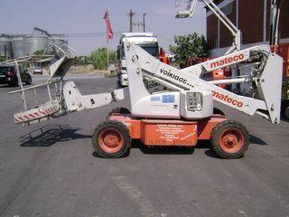 Μηχάνημα καλαθοφόρα '95 JLG 35E