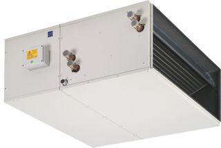 ΕΥΚΑΙΡΙΑ! Κλιματιστική μονάδα νερού ψευδοροφής (Ύψος: 420mm), τεμάχια 5, έως 4560 m3/h, 3 ταχυτήτων