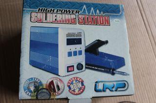 LRP High Power Soldering Station