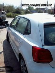 VW POLO 2012 1.2TDI ΟΛΟΚΛΗΡΟ ΑΥΤΟΚΙΝΗΤΟ ΓΙΑ ΑΝΤΑΛΛΑΚΤΙΚΑ ΤΜΗΜΑΤΙΚΑ