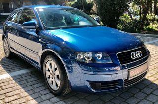 Audi A3 '04 1.6 AUTO  S-TRONIC +ΒΟΟΚ