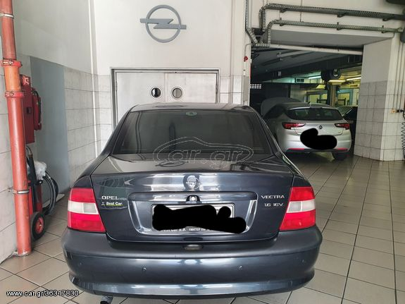Opel Vectra '96 BOOK SERVICE OPEL ΑΝΤΙΠΡΟΣΩΠΙΑ