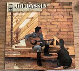 Joe Dassin δίσκος βυνιλίου.