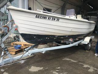 Σκάφος βάρκα/λεμβολόγιο '01 Poseidonio
