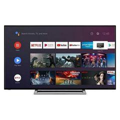 "Smart TV Toshiba 65UA3A63DG 65"" 4K Ultra HD DLED WiFi Μαύρο"
