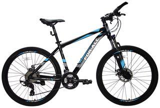 Ποδήλατο παιδικά '21 Ποδήλατο Αλουμινίου Mountain 26 ίντσες  με SHIMANO ταχύτητες Μαύρο Μπλε