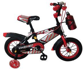 Ποδήλατο παιδικά '21 Παιδικό Ποδήλατο Τύπου BMX 12 ίντσες σε Κόκκινο χρώμα