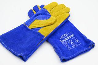 Γάντια συγκόλλησης επαγγελματικά MOST Deep Blue