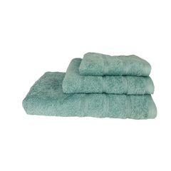 Πετσέτα Μπάνιου Solid MK Combed Mint 600Gsm Cotton Blanc de Blanc (80x150) 1Τεμ