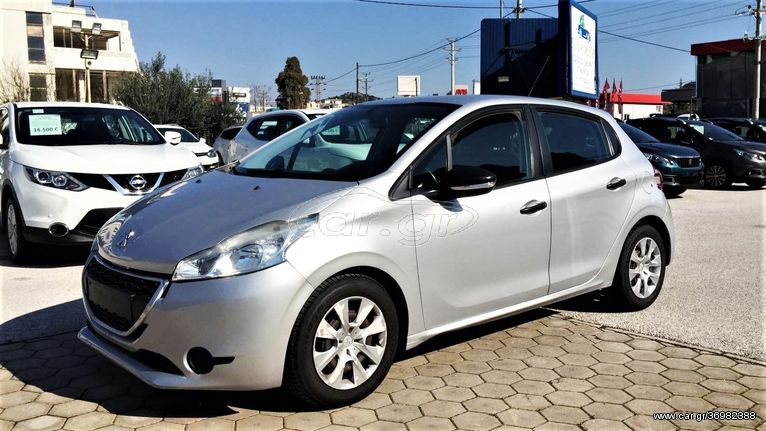 Peugeot 208 '13 5p Business Line 1.4 Hdi 68