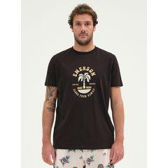 Emerson Men s T-Shirt ( 211.EM33.16 ) - BLACK