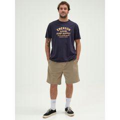 Emerson Men s T-Shirt ( 211.EM33.07 ) - NAVY BLUE