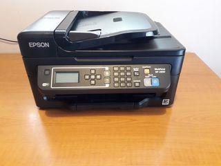 Πολυμηχανημα EPSON WORKFORCE WF-2630WF WIFI
