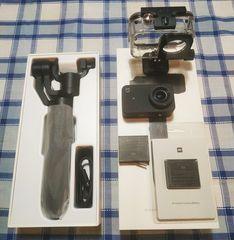 Xiaomi MiJia 4K + Xiaomi Mi Handheld Gimbal + EXTRA !
