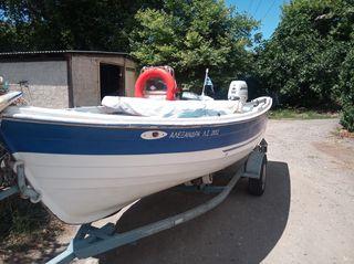 Σκάφος βάρκα/λεμβολόγιο '02 Aiolos 500