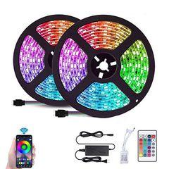 Tαινία Smart LED WIFI SMD5050 12V RGB 2x5m