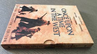 Once Upon A Time In The West box set Dvd.