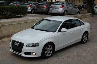 Audi A4 '10 2.0 TFSI 210ps  ΓΡΑΜΜΑΤΙΑ