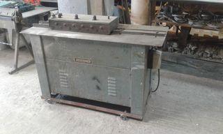 Μηχάνημα Αμερικάνικο γνήσιο Lockformer USA, κατασκευής αεραγωγών κλιματισμού εξαερισμού, σε εξαιρετική κατάσταση