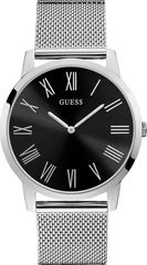 Guess GUESS RICHMOND Silver Stainless Steel Bracelet W1263G1
