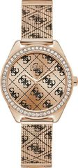Guess GUESS Ladies Crystals Two Tone Stainless Steel Bracelet W1279L3