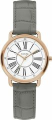 Guess GUESS JACKIE Grey Leather Strap W1285L3