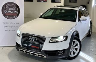 Audi A4 allroad '10 ΕΛΛΗΝΙΚΟ/STRONIC/PANORAMA/QUAT