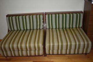 2 πολυθρόνες- κρεβάτια