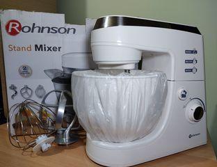 Rohnson Stand Mixer 700watt max