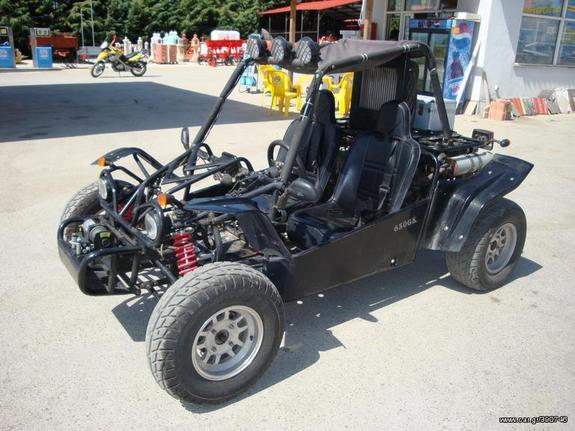 Μοτοσυκλέτα βuggy '08 XT650 GK