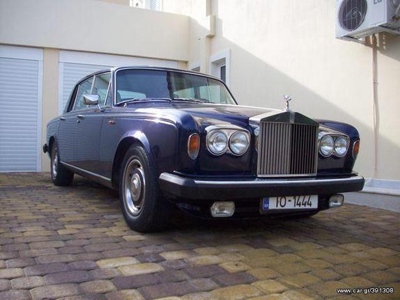 Rolls Royce Wraith '79 SILVER WRAITH LONG