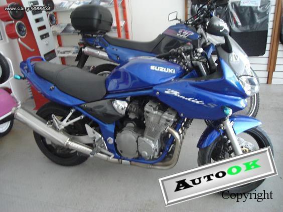 Suzuki 2006 BANDIT 600