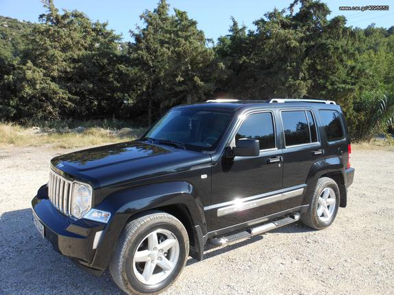 Jeep Cherokee '09 FULL EXTRA LIMITED DIESEL