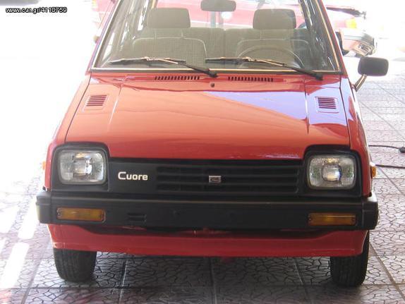 Daihatsu Cuore '80