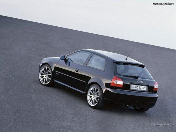 Audi S3 '99 Αποσυρση 2018
