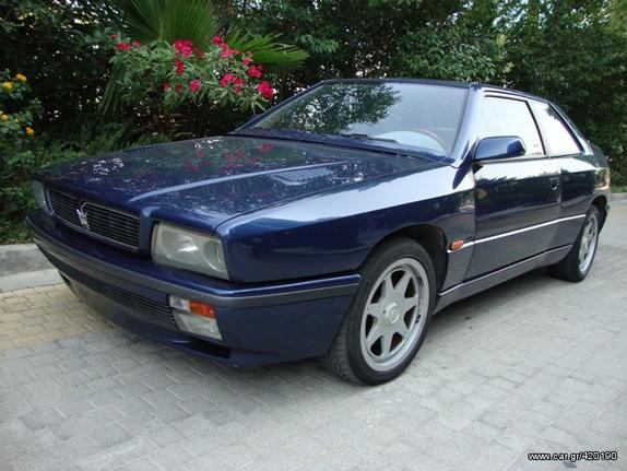 Maserati Ghibli '94 bi turbo
