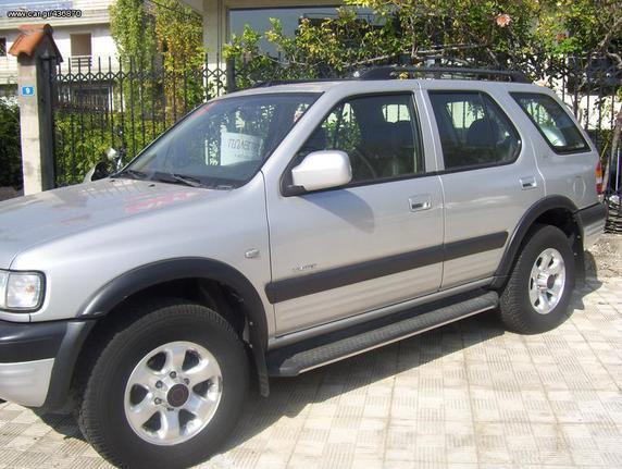 Opel Frontera '02 FULL EXTRA