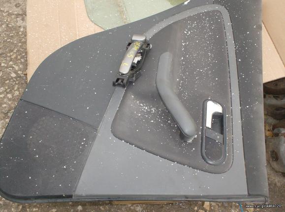 SEAT 02-08 MON AΡΙΣΤ  ΠΙΣΟ  Ανταλλακτικα & Αξεσούαρ » Αυτοκινήτων » Αμάξωμα εσωτερικό » Ταπετσαρίες πόρτας