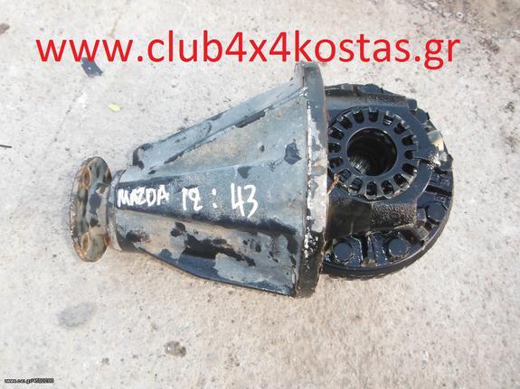 MAZDA.FORD www.club4x4kostas.gr